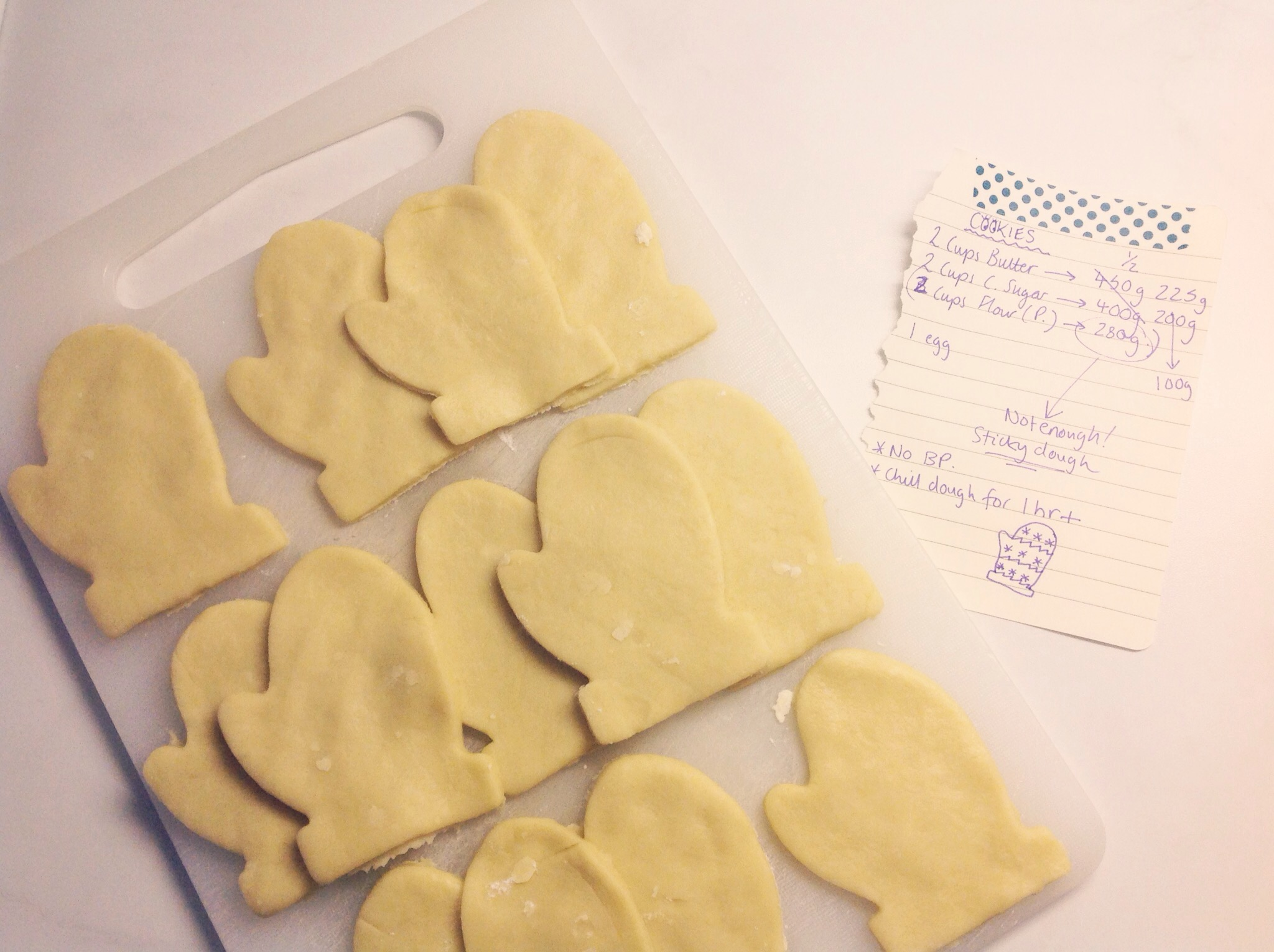 Christmas Biscuits - theCardiffCwtch
