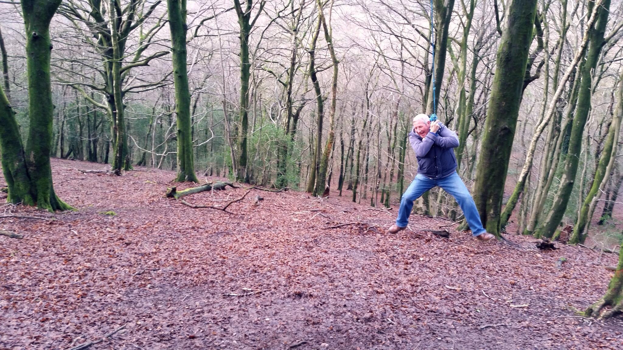 Wenallt Wood Walk - theCardiffCwtch