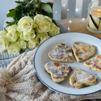 Chocolate Orange Welsh Cakes