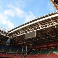 What I Did: Principality Stadium Tour
