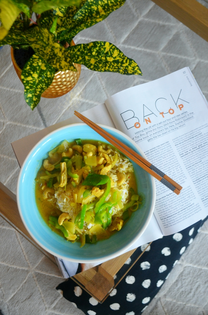 Easy Thai Yellow Curry from Scratch - The Cardiff Cwtch