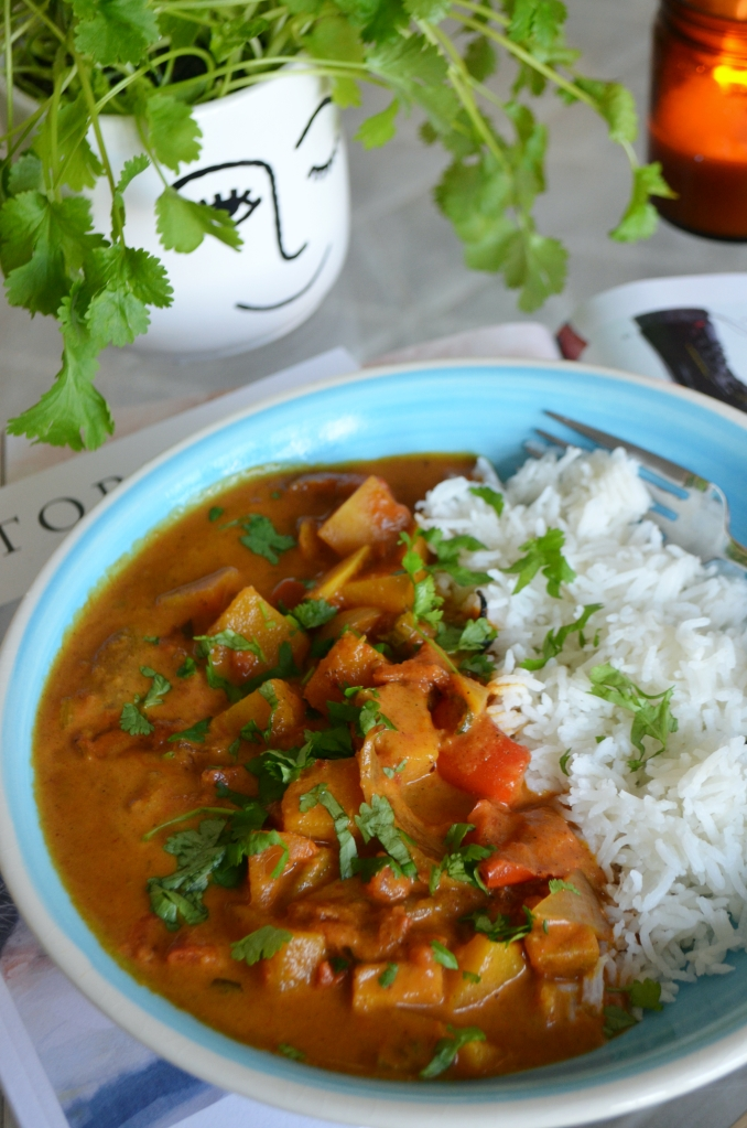 Roast Butternut Curry - The Cardiff Cwtch