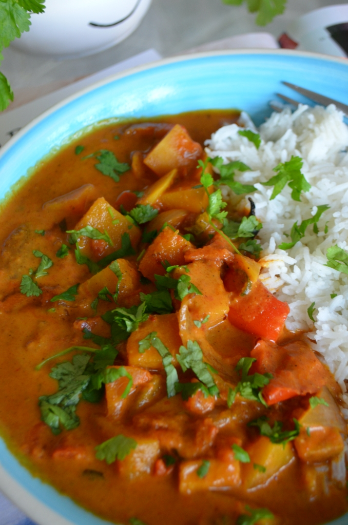 Easy One Pot Roasted Curry - The Cardiff Cwtch