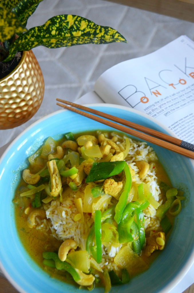 How to Make Thai Yellow Curry without Paste - The Cardiff Cwtch