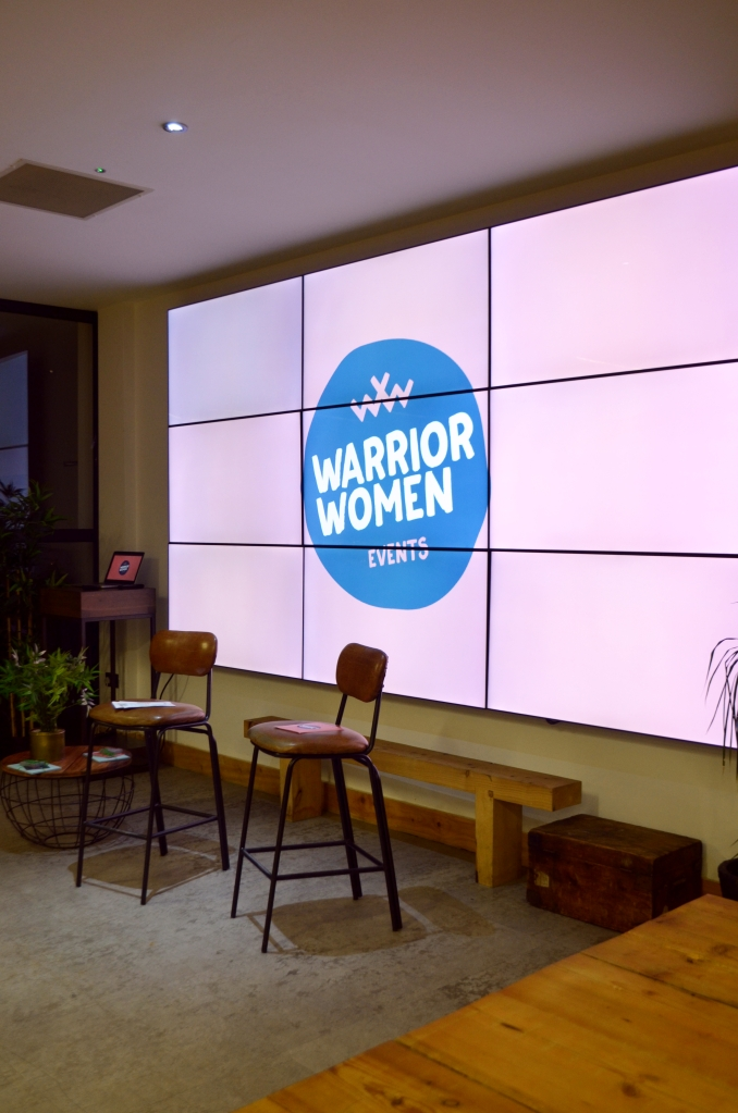 Warrior Women Events - The Cardiff Cwtch