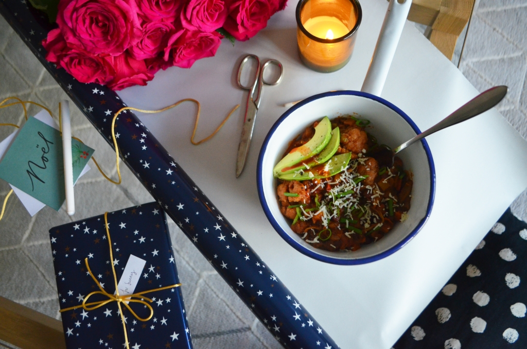 Ultimate Veggie Chilli - The Cardiff Cwtch - How to make vegetarian chilli