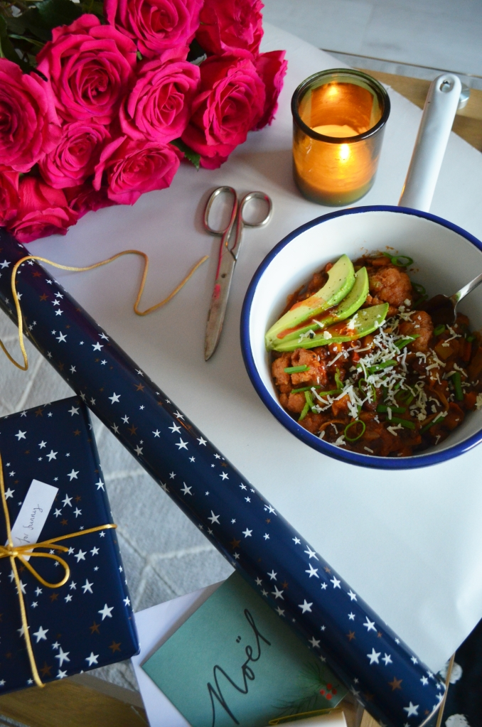 Ultimate Vegetarian Chilli - The Cardiff Cwtch - Easy Veggie Recipes
