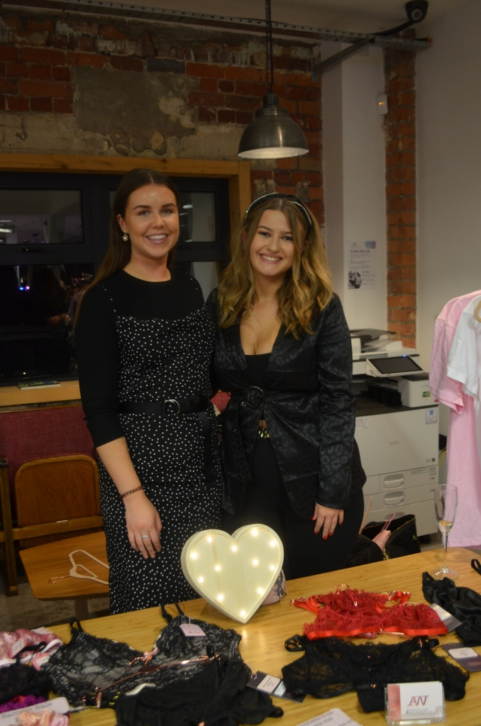 Warrior Women Events - The Cardiff Cwtch - Women's Fashion Brands Cardiff - Abigail