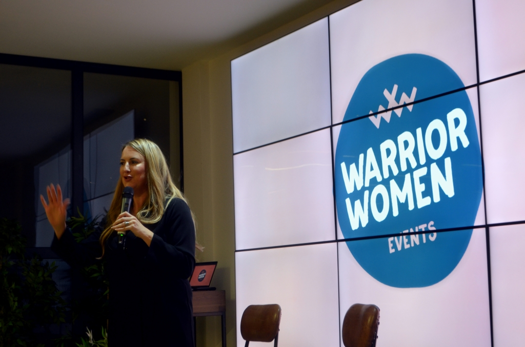 Warrior Women Events - The Cardiff Cwtch - Sophie Howe