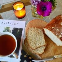 Simple Sunday Morning Oat Loaf