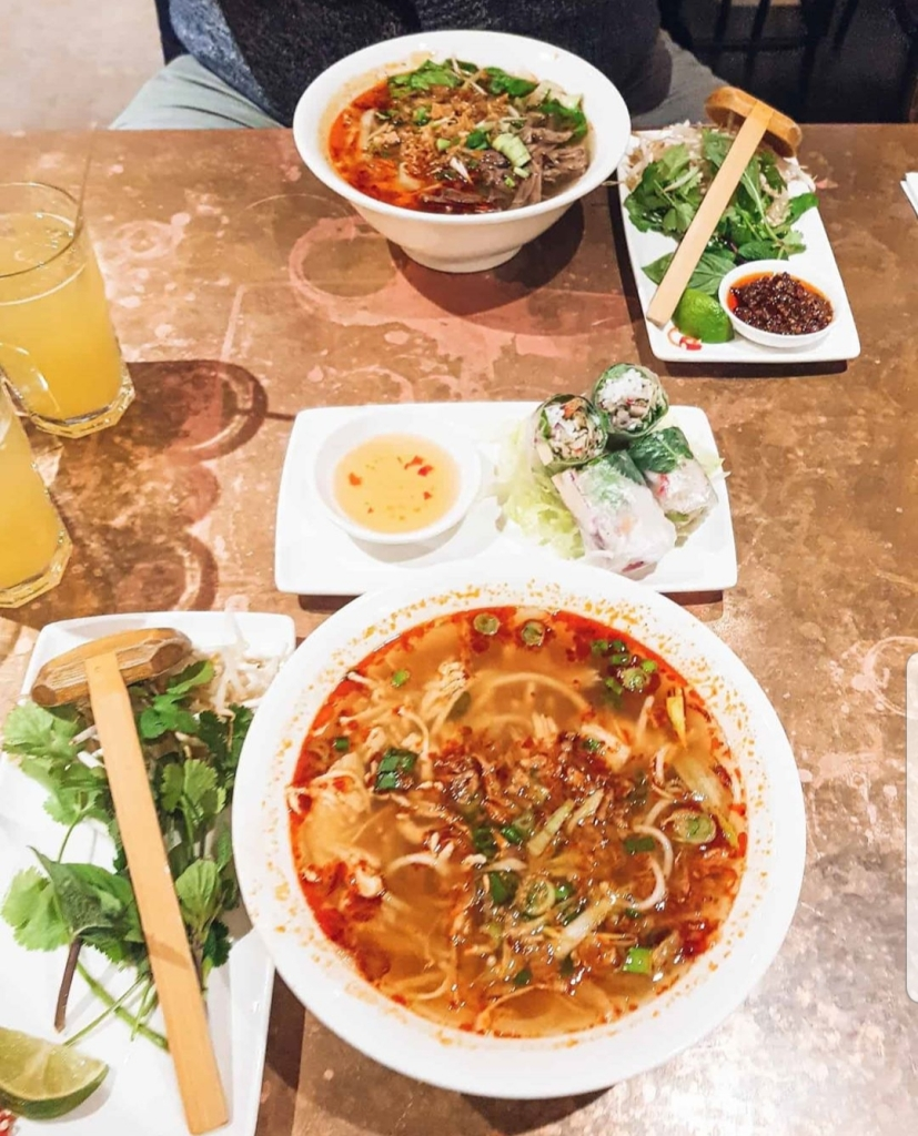 Pho Cardiff - The Cardiff Cwtch - Spicy Chicken