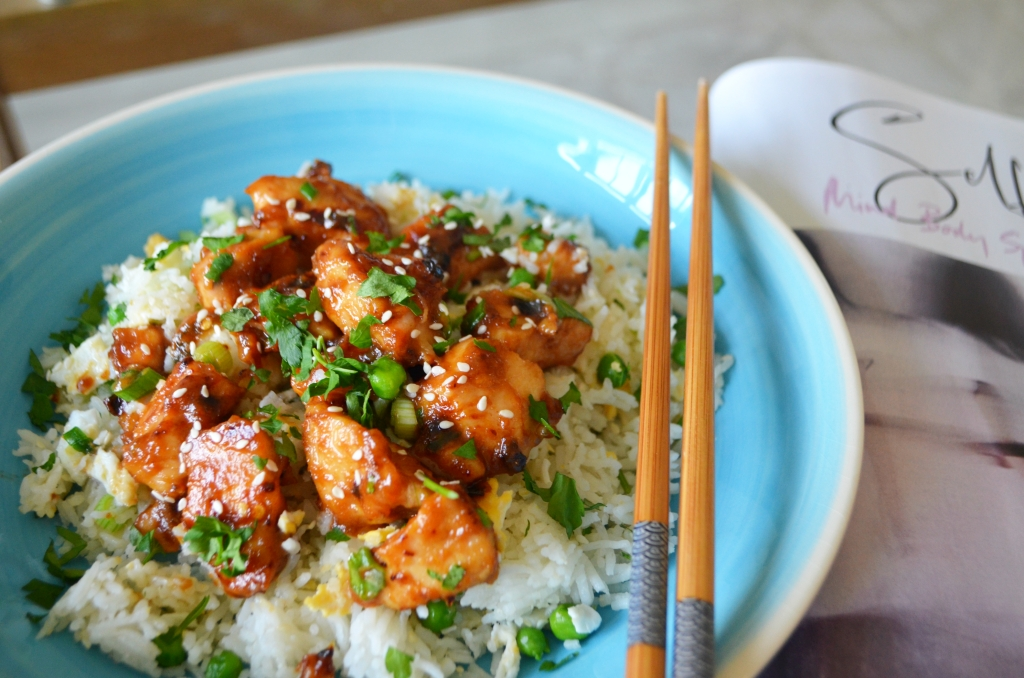 Sticky Miso Chicken - Welsh Food Bloggers - The Cardiff Cwtch