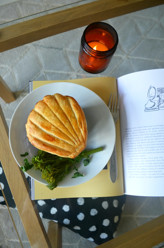 Cosy Fish and Lager Pie - The Cardiff Cwtch - Welsh Bloggers - Autumn Pie Recipes