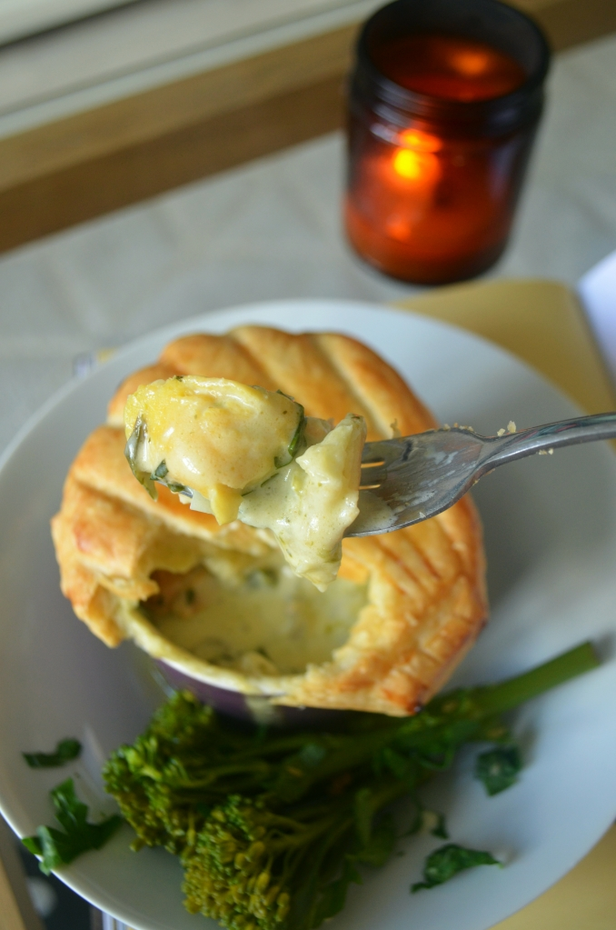 Cozy Fish and Beer Pie - The Cardiff Cwtch - Cardiff Bloggers - Fall Pies