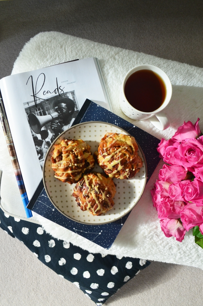 Apple and Cinnamon Kanelbullar - The Cardiff Cwtch - Welsh Food Bloggers