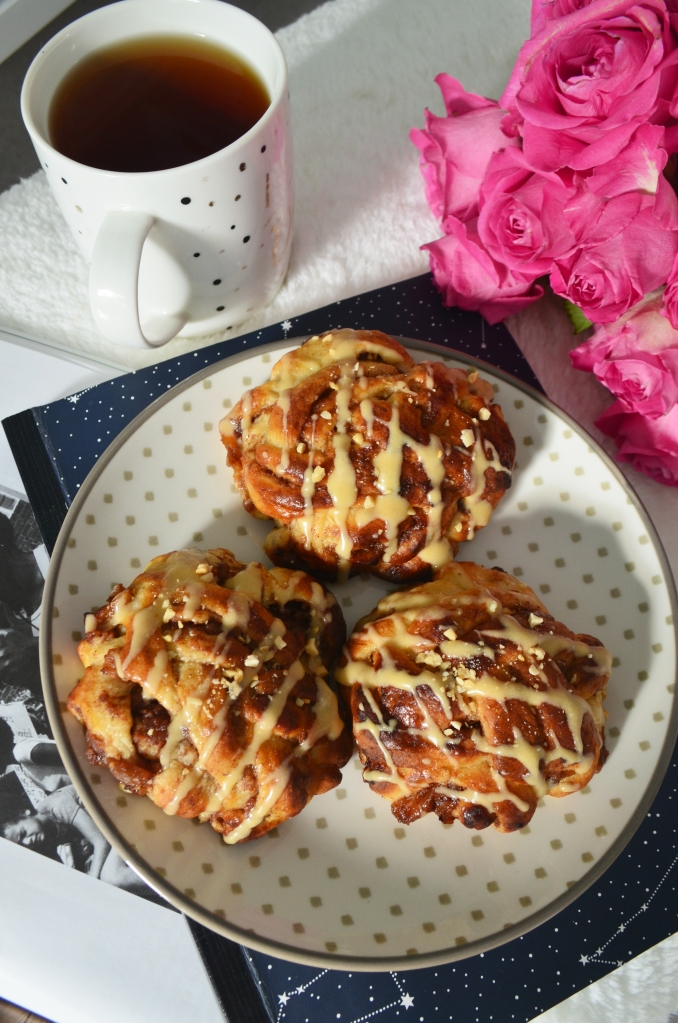 Apple and Cinnamon Swedish Cinnamon Buns - The Cardiff Cwtch - Cardiff Bloggers