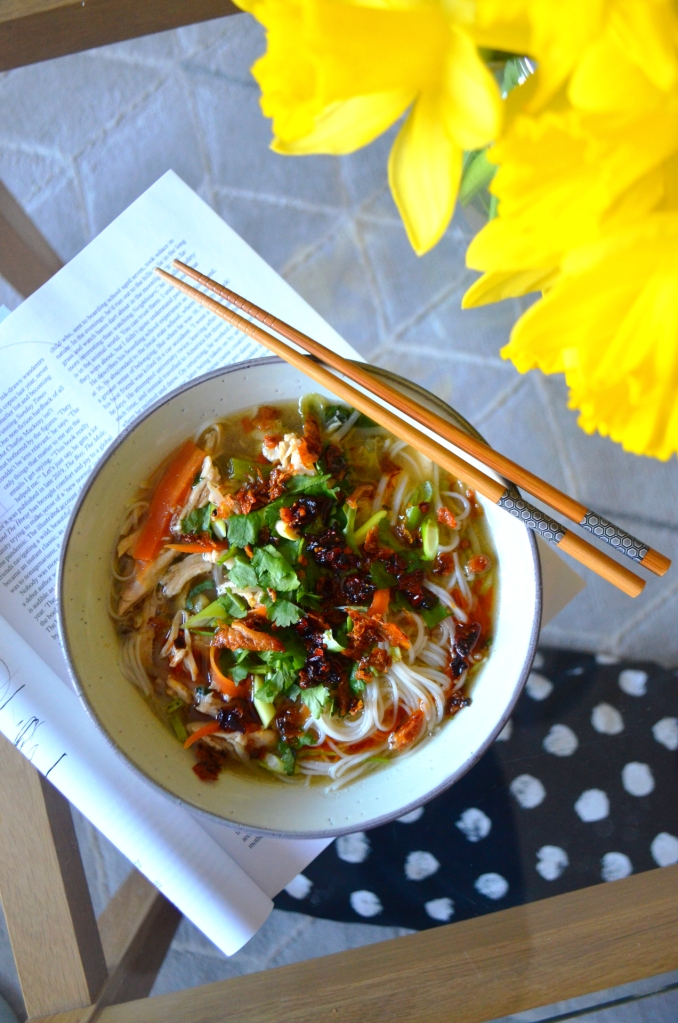 Welsh Food Bloggers - Easy Chicken Pho - The Cardiff Cwtch