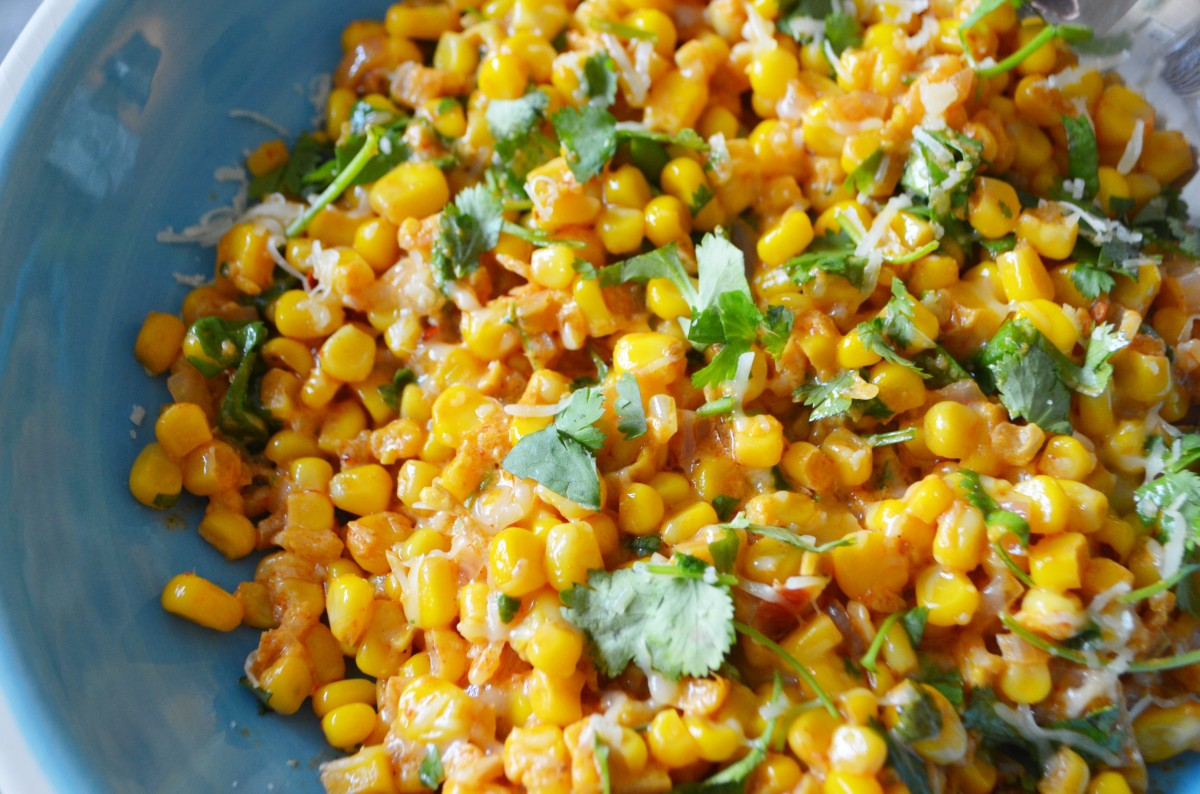 The Cardiff Cwtch - Welsh Food Blogger - Mexican Street Food, Elote